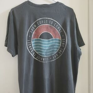 Mens Graphic Tee - Front and Back